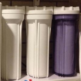 3 Stage Pre-filter set