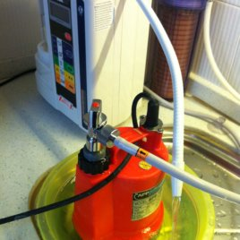 Deep Cleaning Water Machine